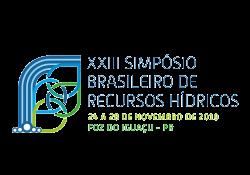 Exposição em evento: XXIII Simpósio Brasileiro de Recursos Hídricos
